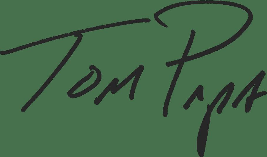 Tom Papa Logo